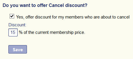 CancelDiscount